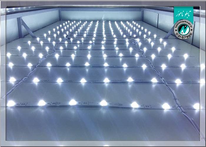 لامپ های کم مصرف SMD و LED