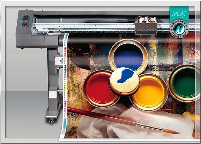 شاخص چاپ بنر و فلکسی به چه صورت است؟
